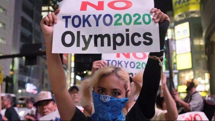 Minta Olimpiade Tokyo Dibatalkan, Warga Jepang Ajukan Petisi Daring