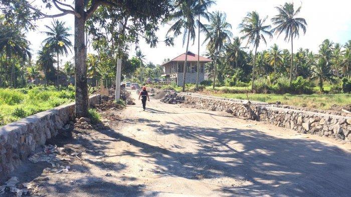 Rusli: Masyarakat Silakan Awasi Proyek Jalan Raya Tombatu-Silian