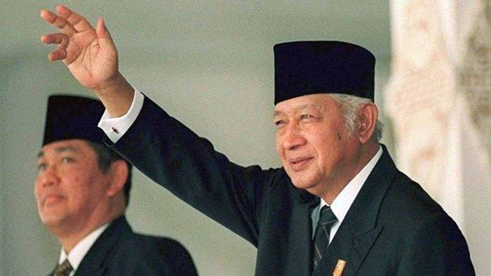 MOMEN Pengawal Soeharto Todongkan Senjata ke Perdana Menteri Israel, Ini Penyebabnya