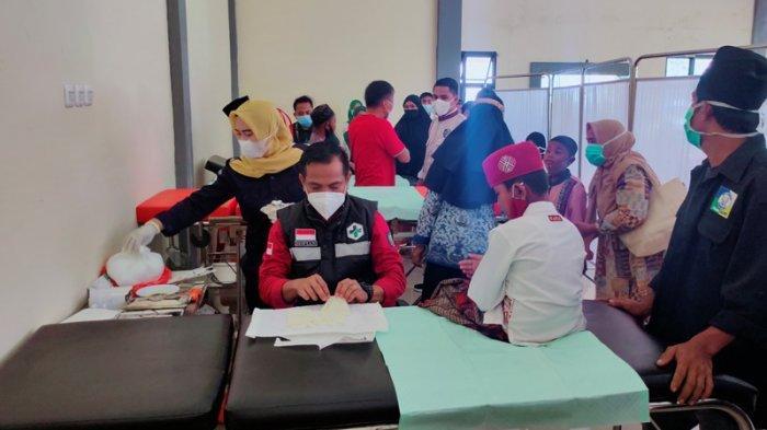 PSBB Gelar Kegiatan Bakti Sosial Sunatan Massal se-Kabupaten Bolmut