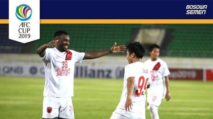 LINK Live Streaming MNC TV - Saksikan Semifinal Piala AFC Becamex vs PSM Makassar