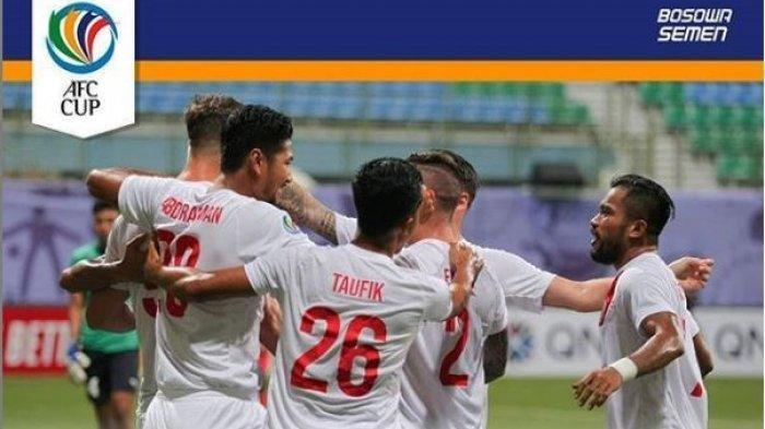 Rapor PSM Makassar di Piala AFC 2019 Memuaskan, Skor Tak Terkalahkan di Fase Grup, Melesakkan 17 gol