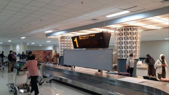 Cegah Covid-19, AP I Bandara Samrat Tata Alur Transportasi Agar Tak Terjadi Kerumunan Penjemput