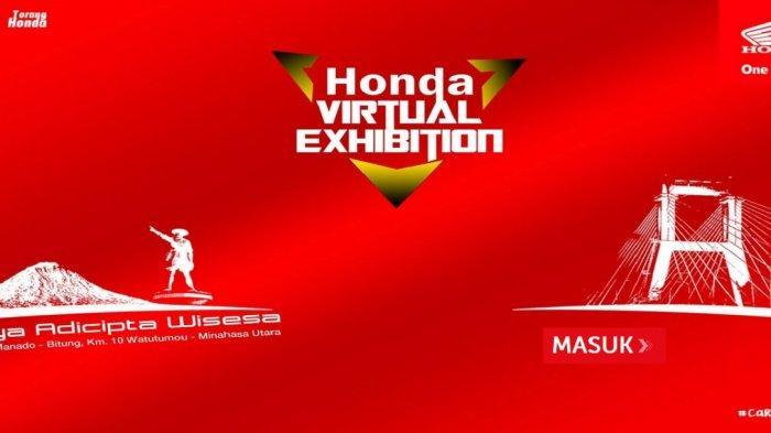 BelanjaMotor Honda Era New Normal, Bisa Pesan dari Rumah, Ikutan Virtual Exhibition Torang Honda