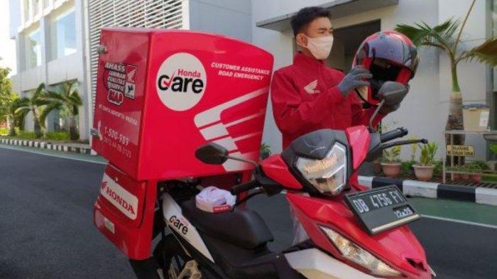 Alexander: Honda Care Jadi Solusi saat Konsumen Alami Kendala Darurat