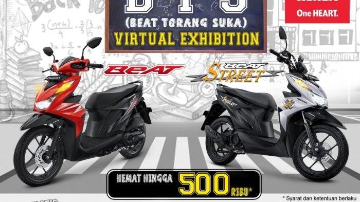 DAW Honda BTS Virtual Exhibition, Ada Cashback Rp 500 Ribu, Helm dan AHM Oil Gratis