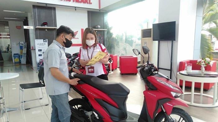 Honda DAW Promo OktoBeruntung, Ada Cashback hingga Rp 5,5 Juta