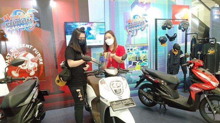 Honda Custom Playground Dukung Kreatifitas dan Inovasi Kawula Muda Sulut