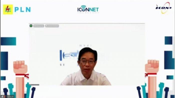 PT Indonesia Comnets Plus (ICON+) meluncurkan layanan fixed broadband internet. Bertajuk ICONNET, layanan internet ini telah resmi disajikan kepada pelanggan di seluruh Indonesia secara andal, terjangkau dan tanpa batas.