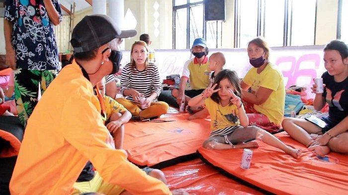 PT MSM Marathon Bantu Korban Bencana