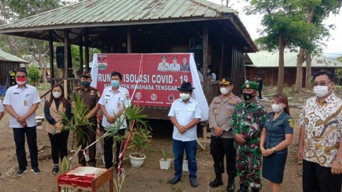 Pemkab Mitra Sulap Eks Camp PT Newmont Jadi Rumah Isolasi