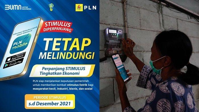 PLN Siap Salurkan Stimulus Listrik Pemerintah Periode September 2021