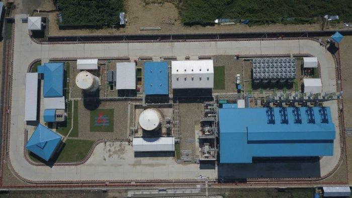 PT PLN (Persero) mendapatkan pasokan gas dari PT Perusahaan Gas Negara (Persero) Tbk (PGN).