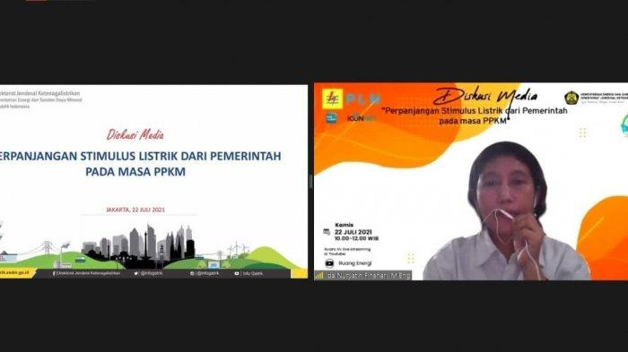 PT PLN (Persero) turut menjadi bagian dari upaya mendukung kehidupan masyarakat di tengah pandemi, termasuk lewat penyaluran stimulus kelistrikan dalam program pemulihan ekonomi nasional (PEN).