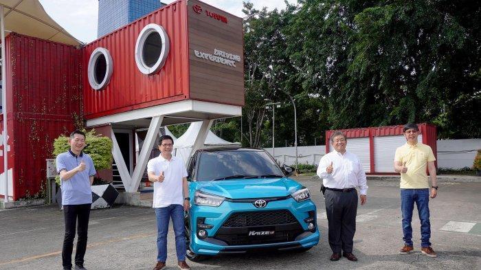 Compact SUV Raize Meluncur, Hasjrat Toyota Buka Pemesanan Unit untuk Konsumen Sulut