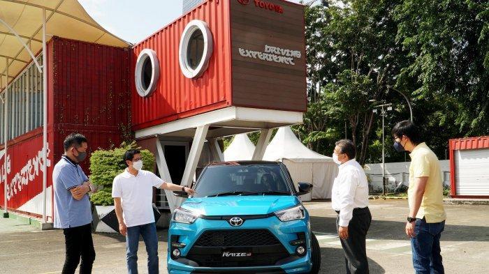 PT Toyota Astra Motor (TAM) meluncurkan Compact SUV Toyota Raize, akhir pekan lalu.