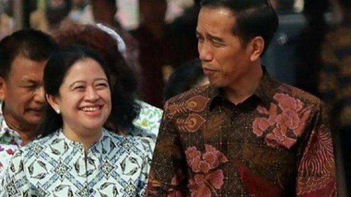 Puan Maharani calon kuat gantikan Jokowi survei COPS. Kalahkan Anies Baswedan hingga Ganjar Pranowo.