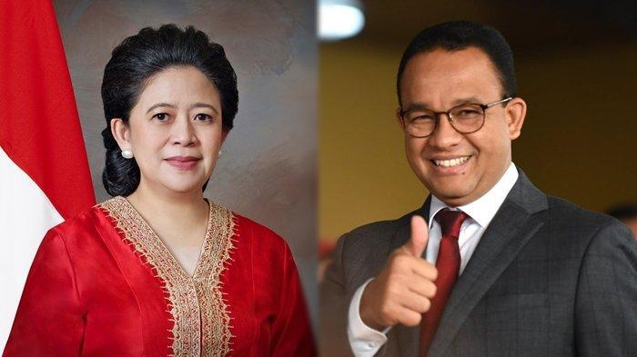 Puan Maharani dan Anies Baswedan Berpasangan di Pilpres 2024, PKB: Tak Akan Terjadi