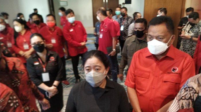 PDIP Sulut Kompak, Olly Dondokambey: 'Hanya Satu, Mbak Puan Maju Capres 2024'