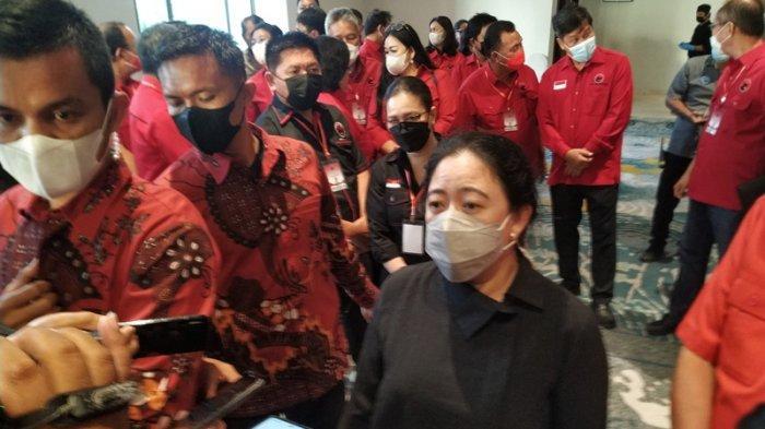 Puan Maharani Sebut Enak Lihat Kader PDIP Kini Sudah Pakai Baju Cokelat