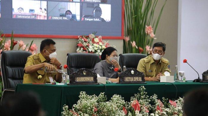 Puan Maharani Puji Sulut, Ekonomi Tetap Tumbuh meski Masa Pandemi Covid-19