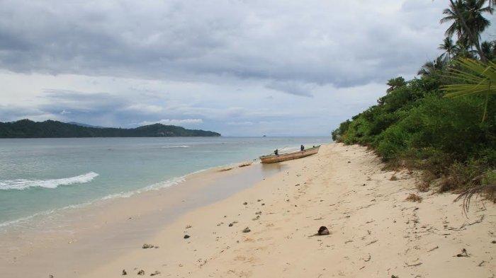 Pulau Bombuyanoi Boltim, Destinasi Kece Untuk Melepas Lelah dan Bersantai