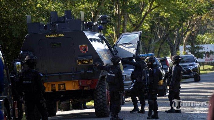 Terduga Teroris Tewas Ditembak Polisi karena Melawan