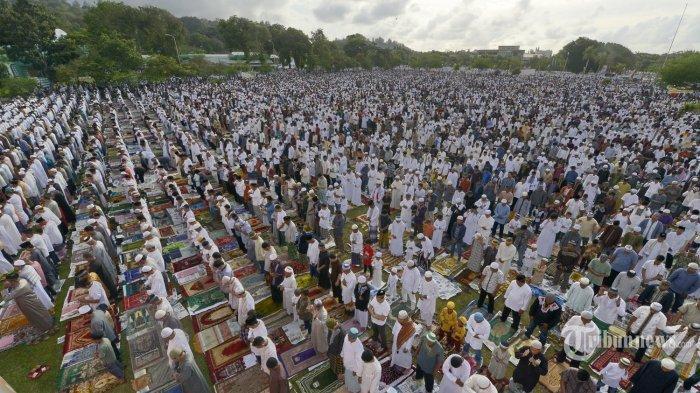 6 Amalan Sebelum Salat Idul Fitri, Jangan Lupa Ucap Tahniah al-id, Ini Pengucapannya