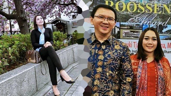 Foto Bersama Ahok, Tampilan Terbaru Puput Nastiti Devi Pakai Batik Cerah Curi Perhatian