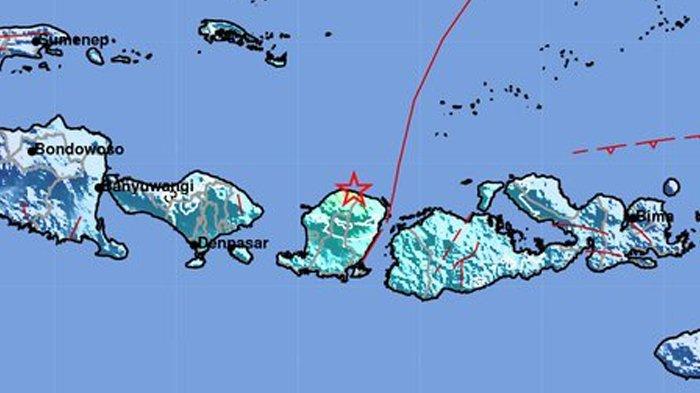 Gempa Terkini Magnitudo 4.2, Berikut Info BMKG Lokasi Pusat Gempa