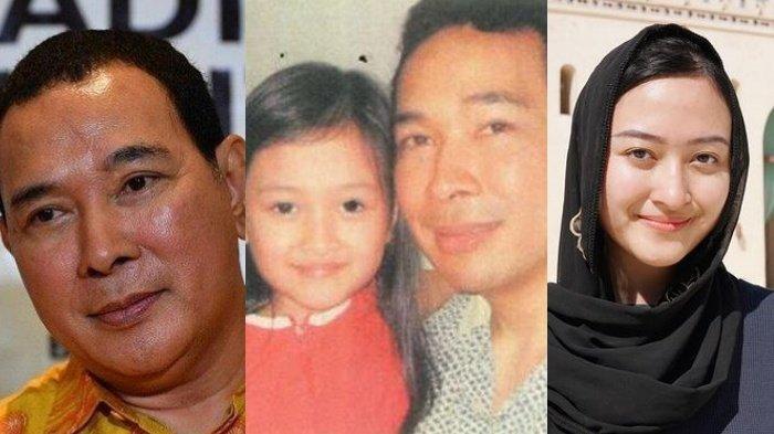 Masih Ingat Puteri Modiyanti? Disebut Anak Tommy Soeharto Dengan Sandy Harun, Ini Potret Cantiknya