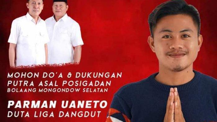 Putra Bolsel Parman Uaneto Bakal Tampil di LIDA Indosiar, Bupati Minta Dukungan Warga Sulut