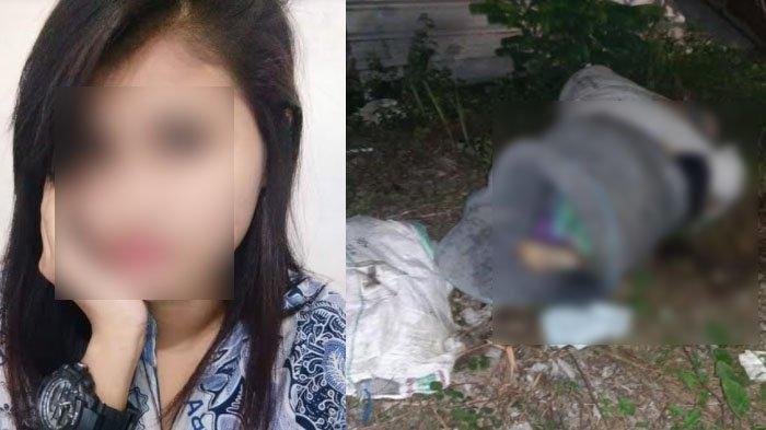 Putri Meninggal Dibunuh Suami dalam Kondisi Mengandung, Bayinya Keluar Sendiri, Dibuang di Lapangan