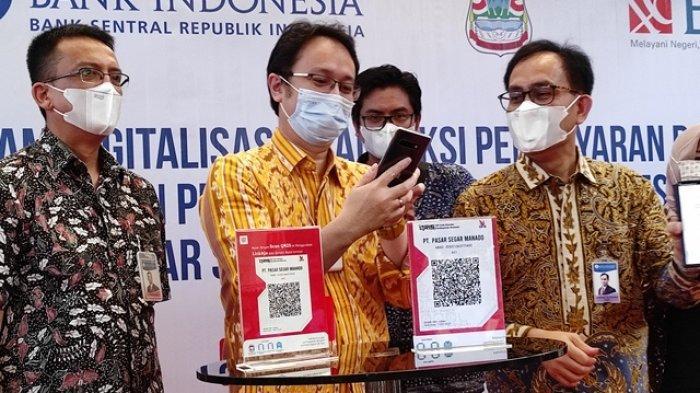 Manado Pengguna QRIS Terbanyak di Sulut