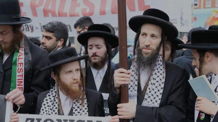 Ini Dia, Rabbi Yahudi yangMembela Hak-hak Palestina dan Mengecam Israel