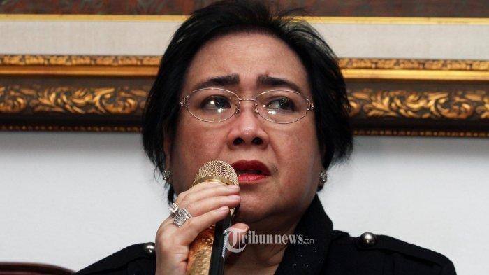 KABAR DUKA, Putri Presiden Soekarno, Rachmawati Soekarnoputri Meninggal Dunia