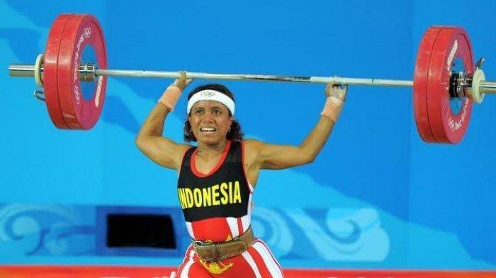 Masih Ingat Lisa Rumbewas? Atlet Angkat Besi Raih 3 Medali Olimpiade, Kini Jadi Pelatih di Papua