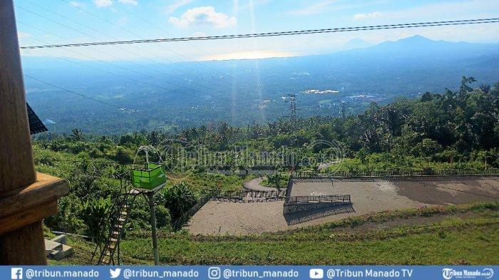 Raewaya Hills Minut, Spot Wisata Akhir Pekan