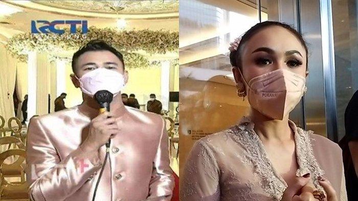 Raffi Ahmad dan Yuni Shara Bertemu di Nikahan Atta Aurel, AA Begini di Depan Keluarga Sang Mantan