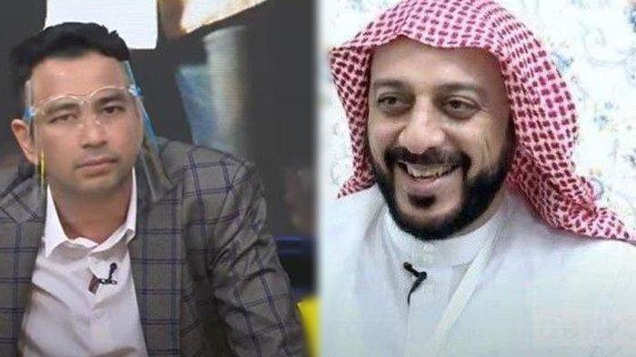 Raffi Ahmad Akui Punya Utang Benda Ini ke Syekh Ali Jaber, Menyesal Belum Pernah Ziarah