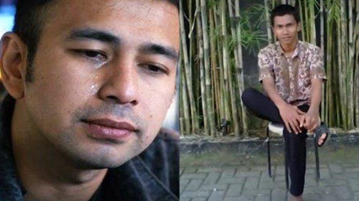 Sedih, Raffi Kenang Sosok Umar: Dia Rela Dipukuli dan Dipenjara demi Saya