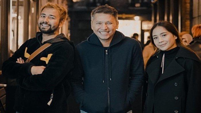 Raffi Ahmad, Gading Marten dan Nagita Slavina.