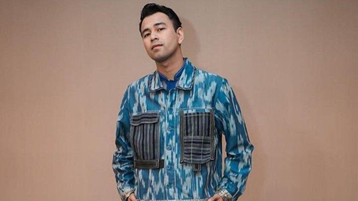 Raffi Ahmad Bagikan Momen Pertama Jadi Host Acara Musik, Penampilannya Jadi Sorotan