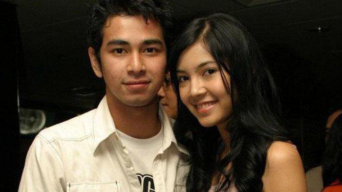 Raffi Ahmad dan Ratna Galih