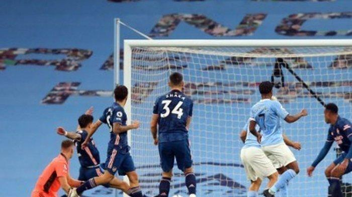 Hasil Manchester City vs Arsenal, The Gunners Perpanjang Catatan Tak Pernah Menang di Stadion Etihad