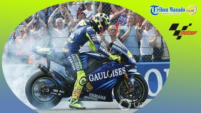 Ada Empat Pembalap Tampil Memukau diSirkuit Sepang, TermasukValentino Rossi