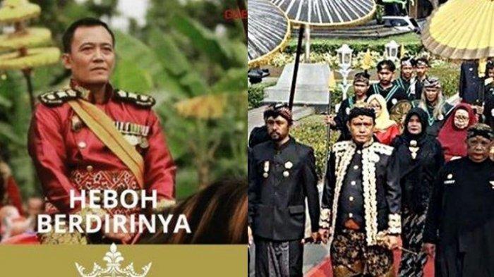 Mantan Pengikut Beberkan HubunganJogja DEC, Keraton Agung Sejagat & Sunda Empire: Saya Pahami Sama