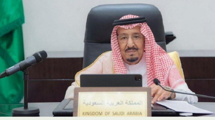 Pesan Raja Salman Terkait Pencegahan Pemanasan Global, Sekaligus Mengatasi Perubahan IkIim