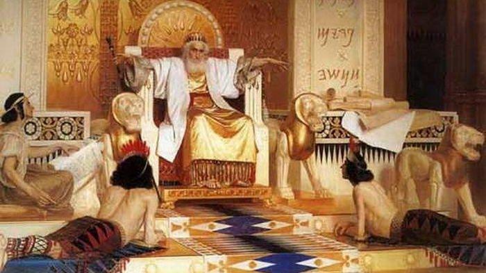 Bacaan Alkitab Rabu 5 Mei 2021, 1 Raja-raja 10:4-7 : Tercengang dan Terkagum-kagum