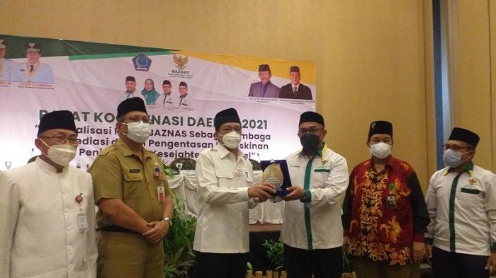Ketua Baznas RI Apresiasi Prestasi Sulut dalam Bidang Zakat, Noor Achmad: Tetap Harus Ditingkatkan
